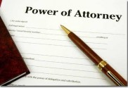 power of attorney HSE