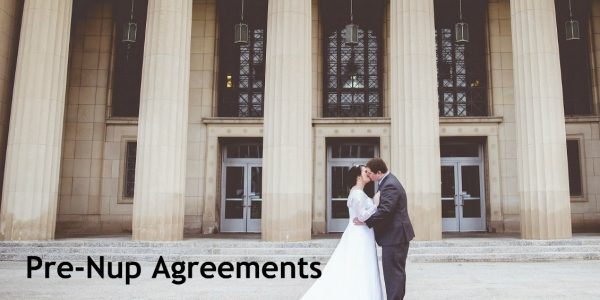 Pre-Nup Agreements